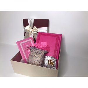 Pack cadeau Adela Rose - EDITION LIMITEE