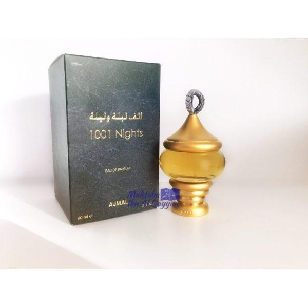 Parfum homme 1001 nights - Eau de parfum - Ajmal